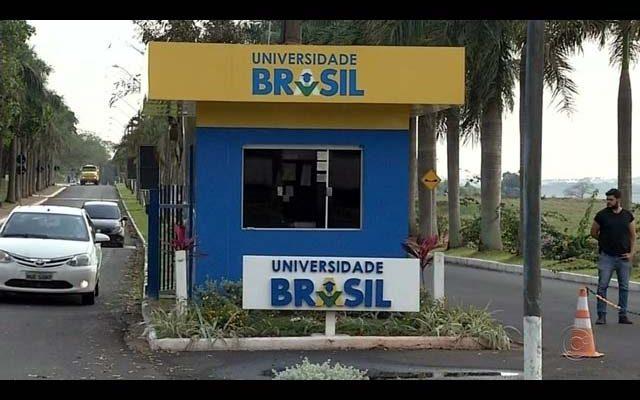 A Justiça Federal de Jales aceitou pedido do Ministério Público Federal e acaba de decretar intervenção nas unidades da Universidade Brasil. Foto: Regiaonoroeste.com