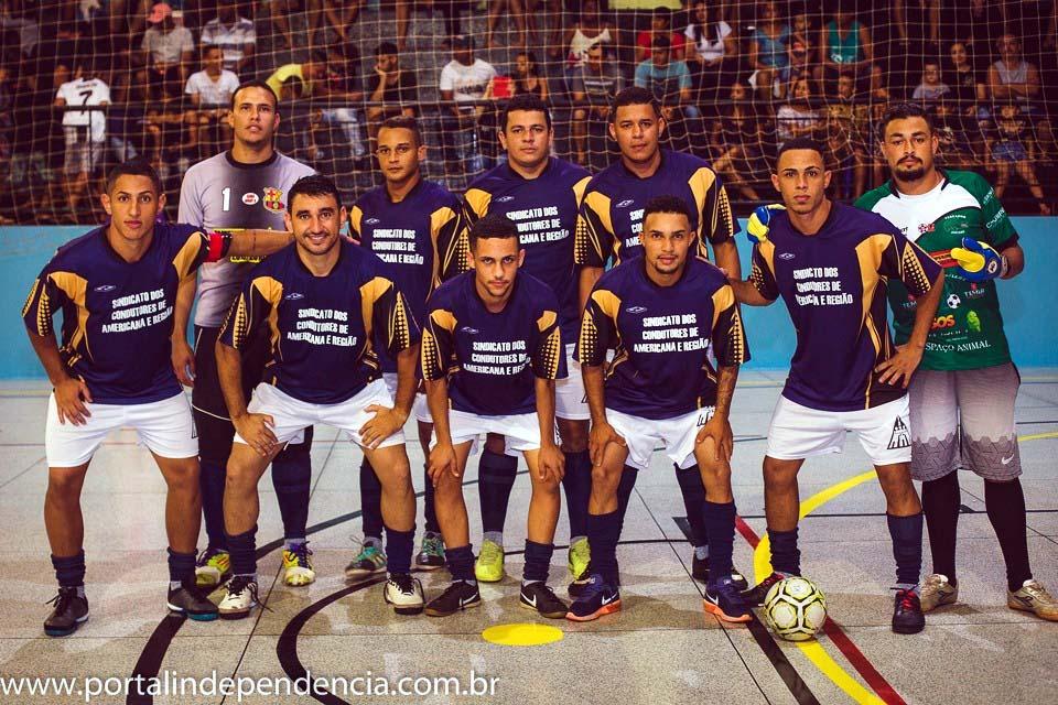 Villa Real F. C. se consagrou campeã do Campeonato de Futsal de Nova Independência. Foto: Assessoria de Comunicação
