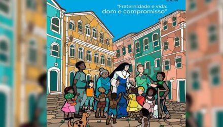 """CNBB lança no DF campanha da fraternidade com tema """"Fraternidade e vida"""" — Foto: CNBB/Reprodução"""