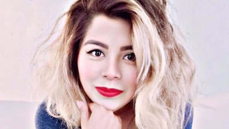 Ingrid Escamilla, de 25 anos, foi supostamente assassinada por seu parceiro — Foto: BBC.