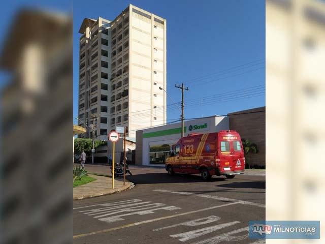 Segundo informações, motorista do Corolla avançou a sinalização de trânsito, tendo a visão ofuscada pelos raios do sol . Foto: MIL NOTICIAS/Agência