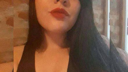 Clara morreu com tiro na testa — Foto: Redes Sociais.