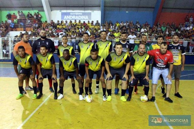 Santo Antônio foi mais uma vez vice campeão. Foto: MANOEL MESSIAS/Mil Noticias