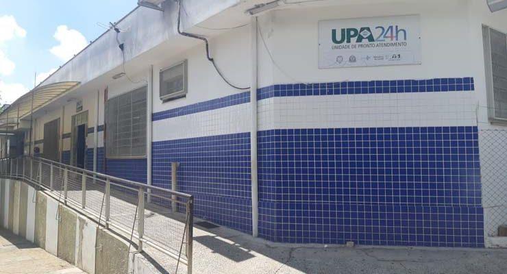 Vítimas foram encaminhadas para o Pronto Socorro da Vila Cristina, em Piracicaba — Foto: Edijan Del Santo/EPTV.