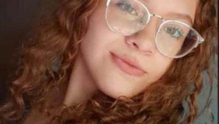 Anna Luiza Nunes do Carmo, de 13 anos, foi encontrada morta com sinais de espancamento em Sorriso — Foto: Arquivo pessoal.