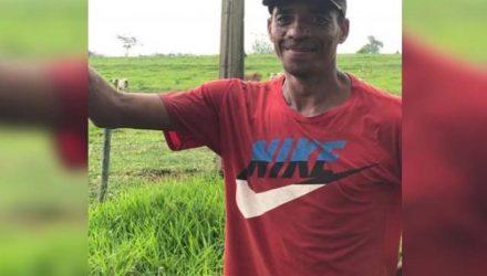 """Rogério de Souza, o """"Grilo"""", morto  por engano aos 42 anos, vítima da guerra de gangues. Foto: DIVULGAÇÃO"""