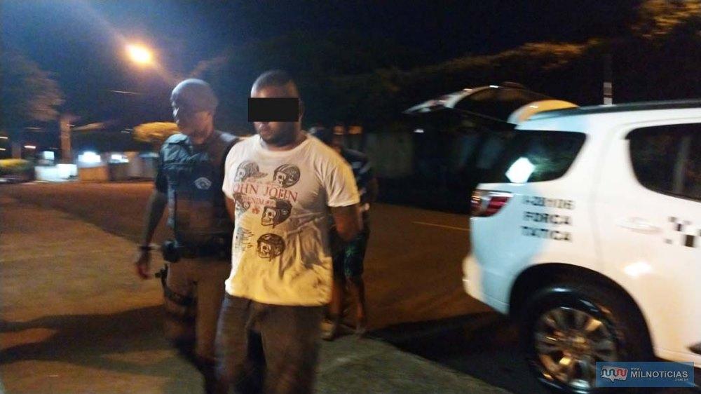 Morador de Auriflama trazia a droga escondida embaixo do banco do passageiro. Foto: MANOEL MESSIAS/Agência