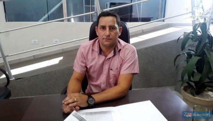 Vereador Juliano Farias Viscovini, de 37 anos, cometeu tentativa de suicídio ao atirar contra a própria cabeça. Foto: MANOEL MESSIAS/Agência