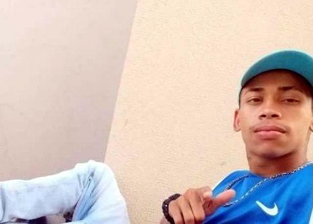 Guilherme morreu na hora (Foto: Rede Social)