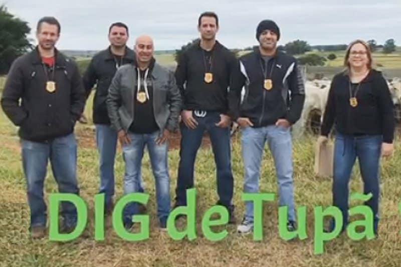 Equipe de investigadores da DIG - Delegacia de Investigações Gerais de Tupã. Foto: Polícia Civil