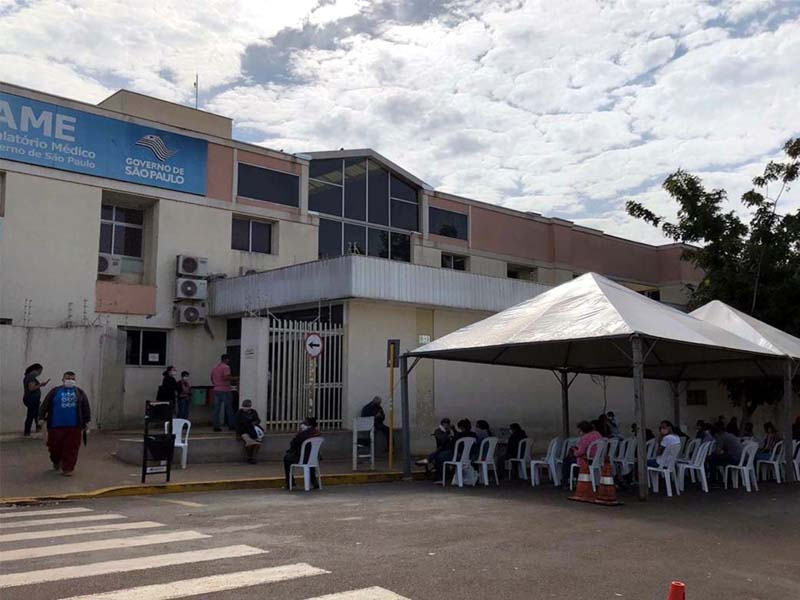 AME Araçatuba. Foto: Assessoria de Comunicação