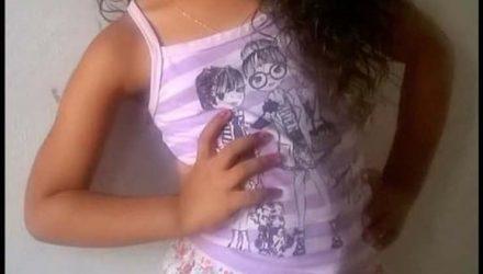 Rayanne Lopes, morta em festa junina em Anchieta — Foto: Reprodução.