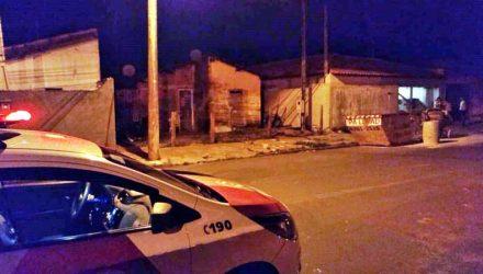 Desinteligência terminou co dois feridos graves. Foto: Guararapessorrisonews.com.br
