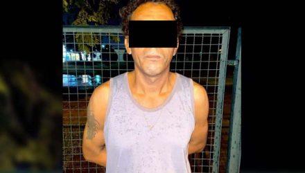 Principal suspeito dos crimes de importunação sexual está sendo procurado. Foto: DIVULGAÇÃO