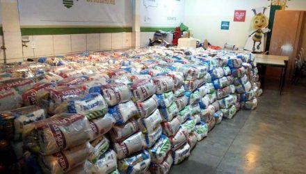 Distribuição será realizada nesta quarta, quinta e sexta-feira. Foto: Secom/Prefeitura
