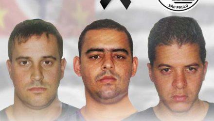 Policiais militares mortos em serviço. Foto: PMSPM