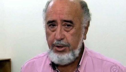 Edson Gomes foi condenado em novembro do ano passado e era considerado prefeito afastado por determinação judicial. Foto: TV TEM/Arquivo
