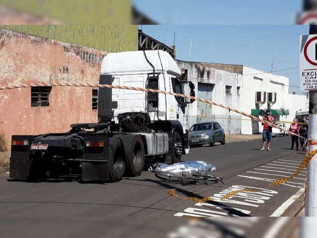 Kauã Machado da Silva, de 16 anos, morreu na hora. Foto: regiaonoroeste.com