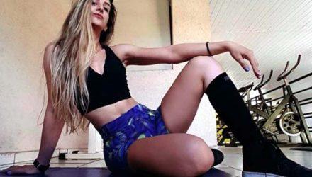 Personal trainer foi assassinada a facadas no interior de São Paulo - Reprodução Instagram