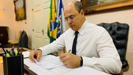 Wilson Witzel (PSC), governador do Rio de Janeiro Divulgação/Facebook