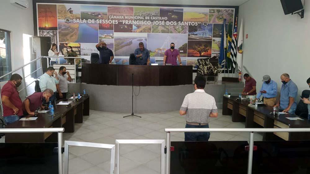 Seção da Câmara de terça-feira (08), foi uma das mais tranquilas dos últimos meses. Foto: MANOEL MESSIAS/Agência