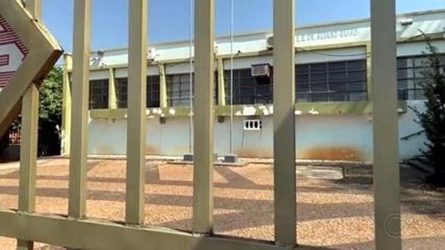 Escola Estadual Alvaro Guião. Foto: G1