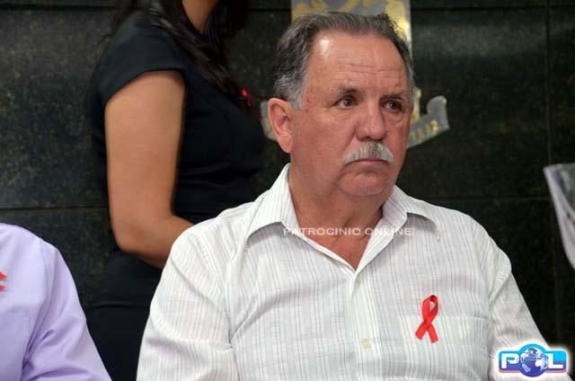 O acusado do homicídio é o Secretário de Obras de Patrocínio, Jorge Marra. Ele é irmão do atual prefeito da cidade. Foto: patrocinioonline