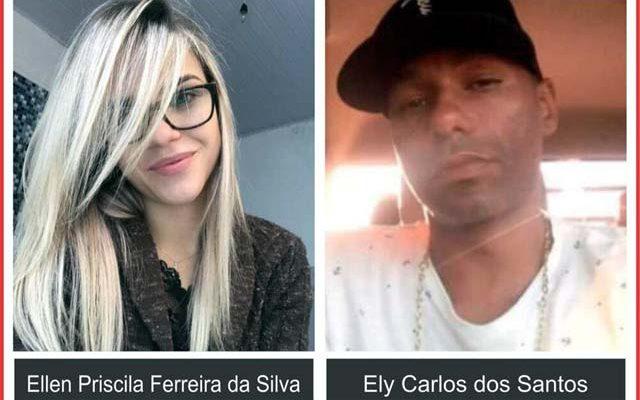 Polícia ainda aguarda DNA, mas tem convicção da identificação do casal vítima (Foto: Reprodução)