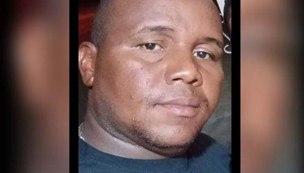 Damião Emigdio, de 41 anos, morreu de parada cardíaca após levar descarga de 13 mil volts, quando estava trabalhando. Foto: Reprodução