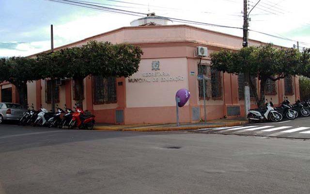 Pais ou responsáveis devem procurar a Secretaria de Educação. Foto: Secom/Prefeitura