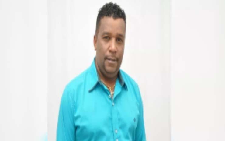 Candidato a vereador de Jataí, Clesio dos Teclados não recebeu nem mesmo o voto dele, em Goiás — Foto: Reprodução/TV Anhanguera.