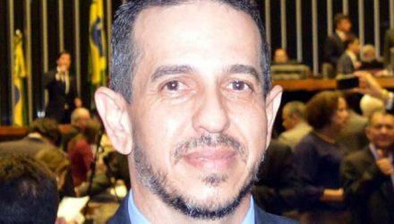 O secretário de saúde de Palestina, Fábio Nunes Cortez, de 49 anos, morreu depois de se envolver em um acidente. Foto: Divulgação