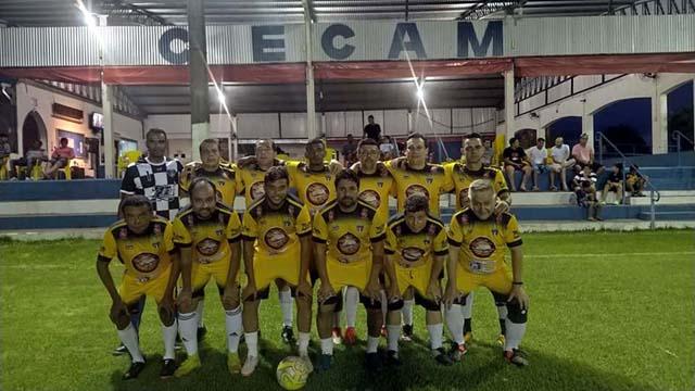 UZ Veículos era o favorito ao título, mas acabou com o vice campeonato da competição. Foto: MANOEL MESSIAS/Agência