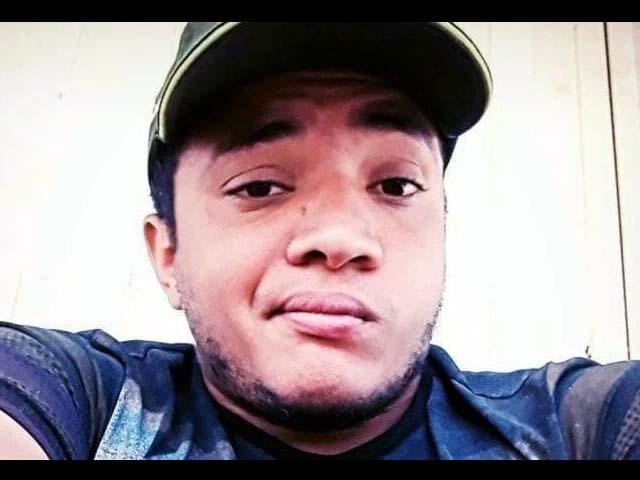 Danilo de Oliveira Ferreira, de 25 anos, é funcionário público em Guararapes (SP). Foto: Facebook