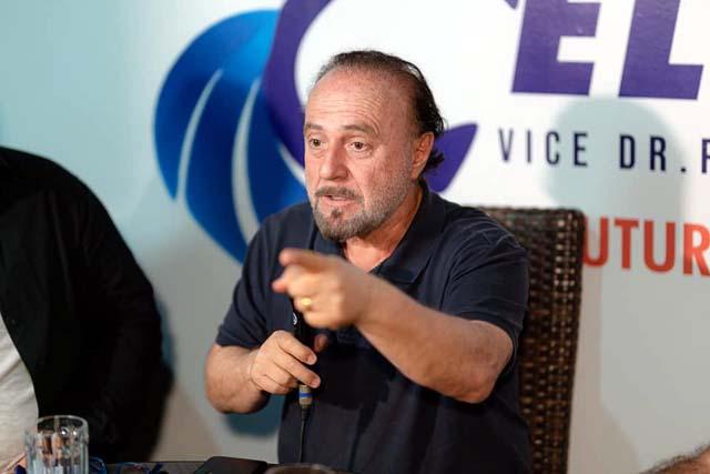 Conhecido no setor empresarial, Mário Celso Lopes acredita que é possível levar a eficiência do setor privado para a administração pública. Foto: Secom/Prefeitura