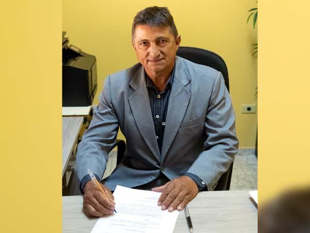 """Adeildo de Oliveira, o """"Kikão"""", vai presidir a Câmara de Murutinga no ano de 2021. Foto: Gabriel Pacheco/JPN"""