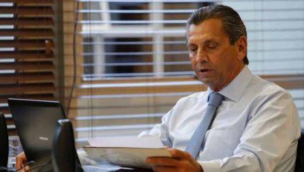 Presidente da Assembleia Legislativa de Santa Catarina (Alesc) Júlio Garcia (PSD) foi preso em Florianópolis/SC. Foto: DIVULGAÇÃO