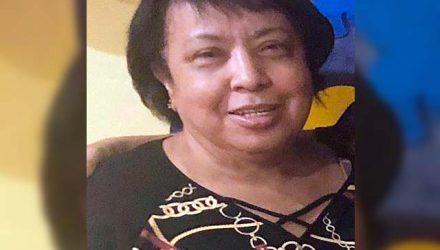 Luzia Arcângelo dos Santos Augusto, de 62 anos, será a primeira enfermeira da rede publica municipal a tomar a vacina. Foto: Secom/Prefeitura
