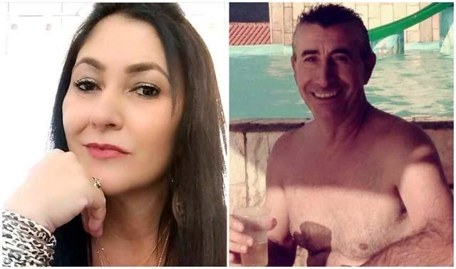 Rita Amalfi foi morta por Reinaldo Basílio Pereira em Vargem Grande do Sul — Foto: Reprodução/Facebook