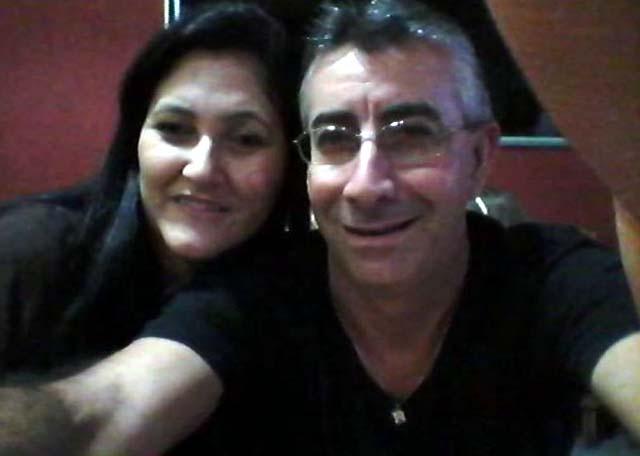 Rita chegou a registrar um boletim de ocorrência contra o ex por ameaça e teve a medida protetiva concedida em Vargem Grande do Sul — Foto: Reprodução/Facebook
