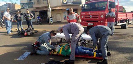 Rapaz sofreu escoriações pelo corpo e apresentava confusão mental. Foto: MANOEL MESSIAS/Agência