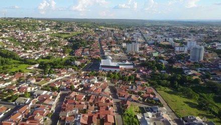 Fato ocorreu em João Pinheiro, na região Noroeste de Minas REPRODUÇÃO/YOUTUBE