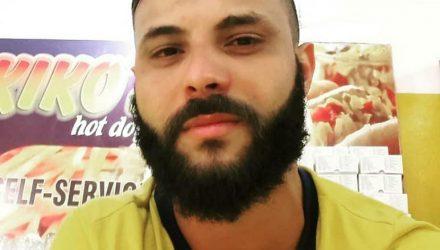 Roni Borges de Jesus, de 27 anos, teve morte cerebral atestada nesta segunda-feira (12). Foto: Facebook