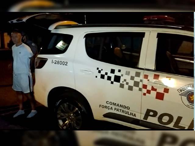 """Henrique Francisco, o """"Tenente"""", 43 anos, foi preso acusado de envolvimento no roubo de R$ 450 mil em joias. Foto: MANOEL MESSIAS/Agência"""