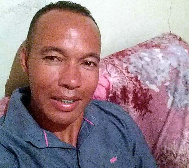 Foto em rede social do acusado ajudou na identificação. Foto: Facebook