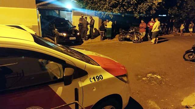 Ato extremo aconteceu na rua 7 do bairro São João. Foto: MANOEL MESSIAS/Agência