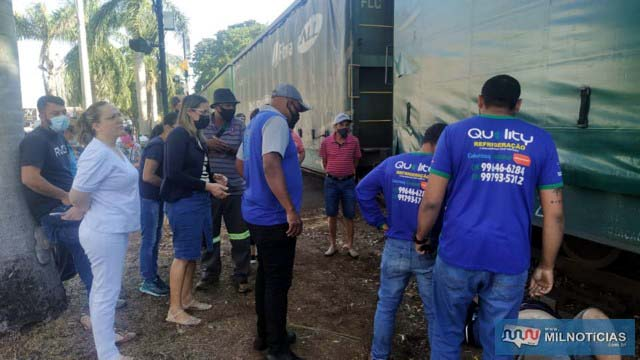 Fato chamou a atenção de várias pessoas, inclusive parentes da vítima. Foto: MANOEL MESSIAS/Agência