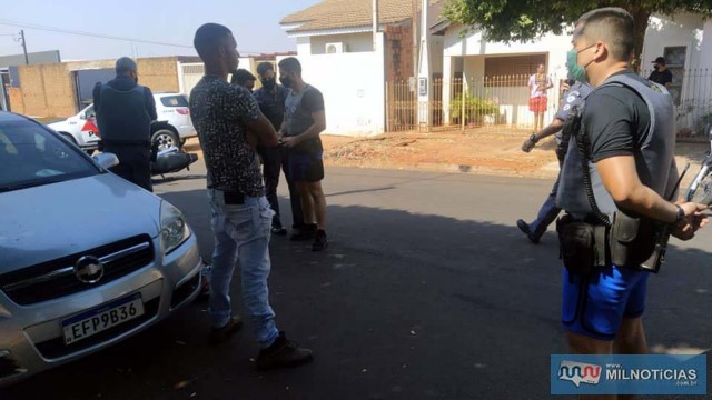 Willian figurou inicialmente como vítima de tentativa de homicídio. Foto: MANOEL MESSIAS/Agência