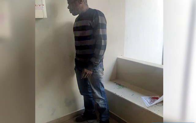 Roni Preto foi preso acusado de furtar um portão. Foto: MANOEL MESSIAS/Agência