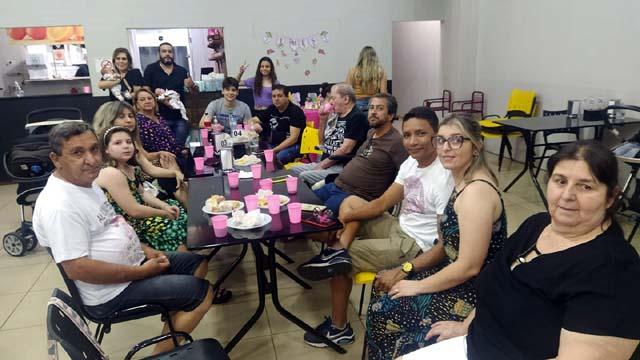 Evento comemorativo foi realizado nas dependências do La Batata, na rua Bandeirantes, bairro Piscina. Foto: MANOEL MESSIAS/Mil Noticias